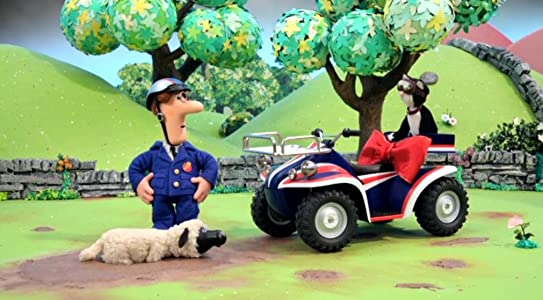 Mobail movies downloads Postman Pat and the Sticky Situation by [iTunes]