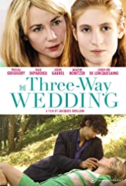 The Three-Way Wedding Poster