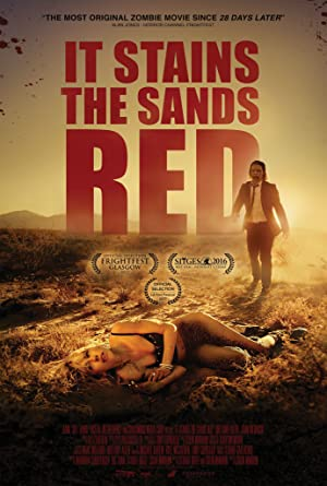 Permalink to Movie It Stains the Sands Red (2016)