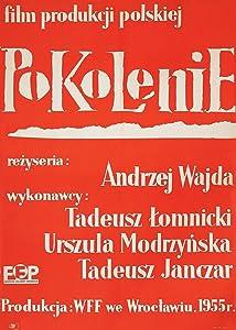 Best free movie downloads online Pokolenie Andrzej Wajda [1280x768]