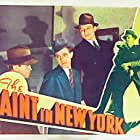Paul Guilfoyle, Jack Carson, and Louis Hayward in The Saint in New York (1938)