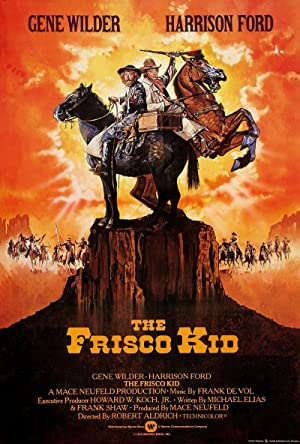 The Frisco Kid Poster Image