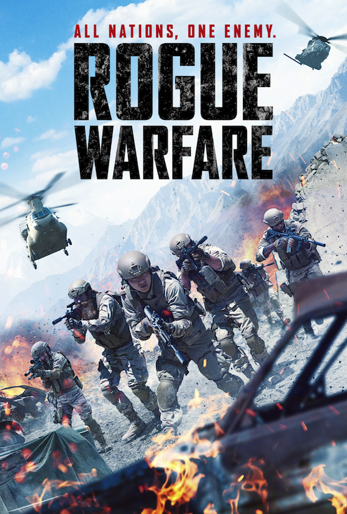 Rogue Warfare 2019 English 300MB HDRip ESub Download