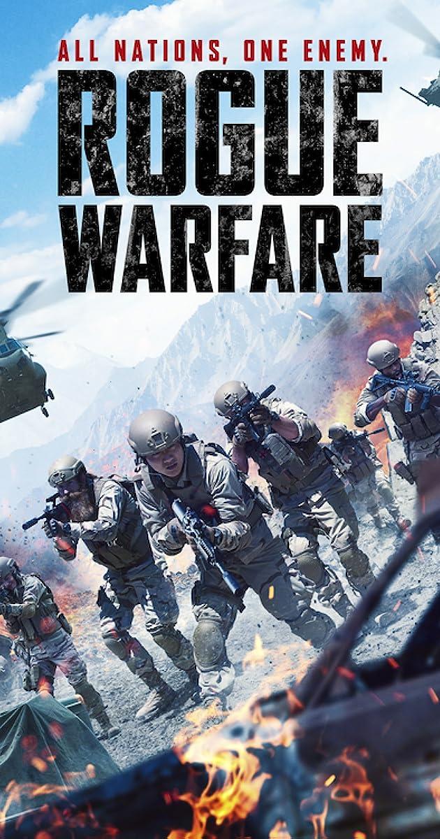 Subtitle of Rogue Warfare