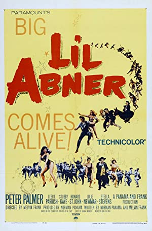 Where to stream Li'l Abner