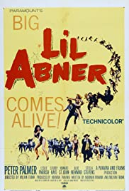 Li'l Abner (1959) Poster - Movie Forum, Cast, Reviews