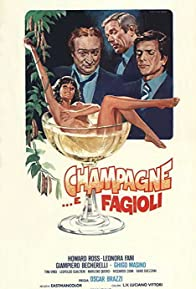 Primary photo for Champagne... e fagioli