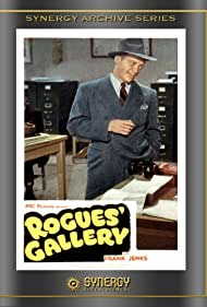 Frank Jenks in Rogues Gallery (1944)