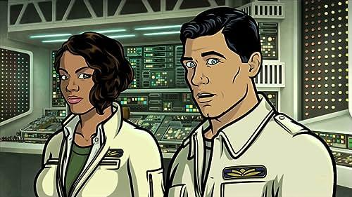 Archer: Space Cowboys On Three