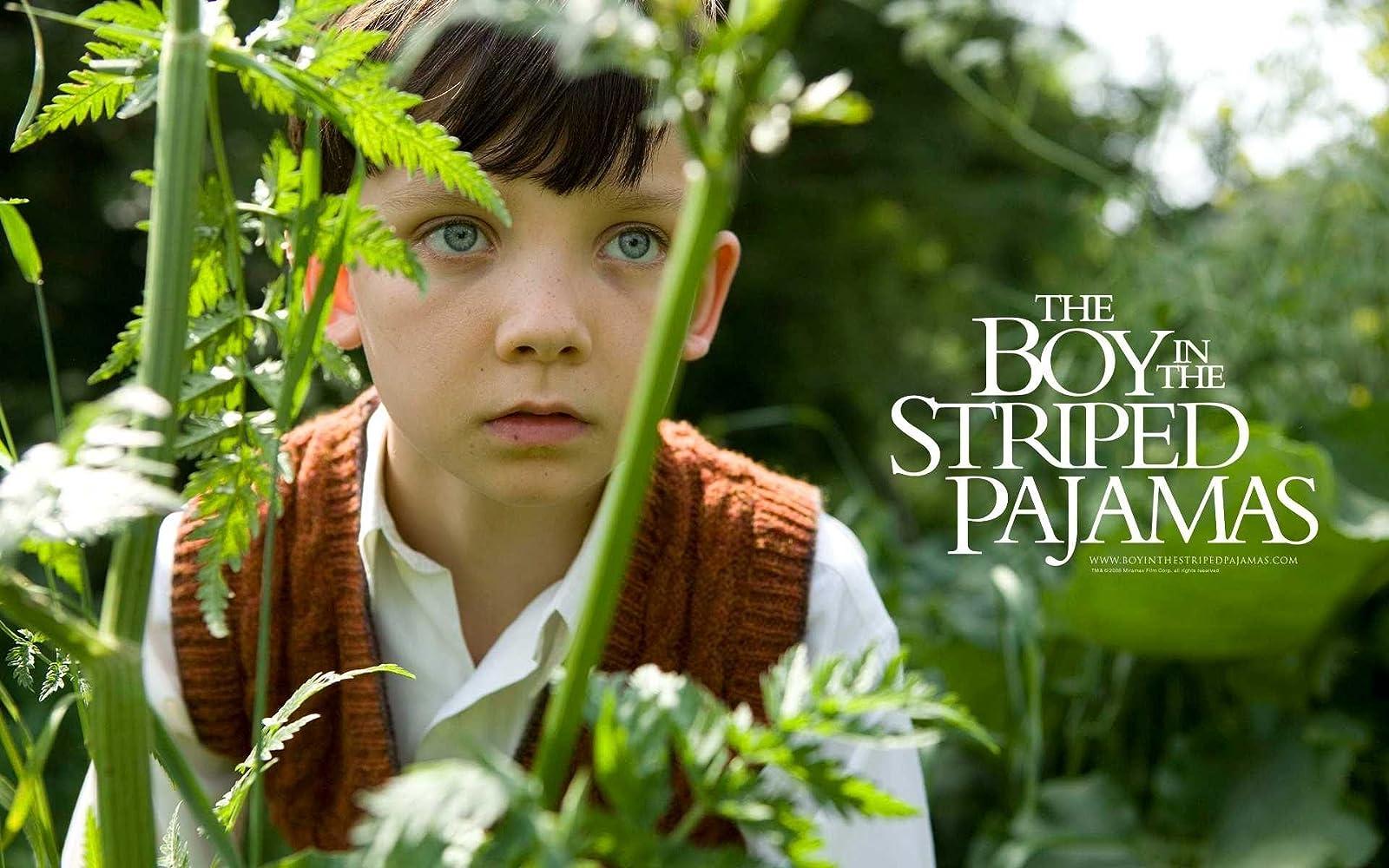 Asa Butterfield in The Boy in the Striped Pyjamas (2008)