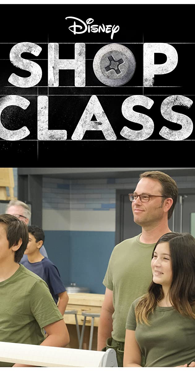 descarga gratis la Temporada 1 de Shop Class o transmite Capitulo episodios completos en HD 720p 1080p con torrent