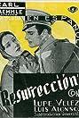 Resurrección (1931) Poster