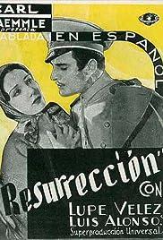 Resurrección Poster