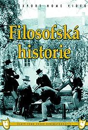 Filosofská historie Poster