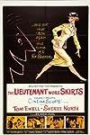The Lieutenant Wore Skirts (1956)