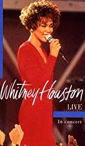 Whitney Houston: Live in Concert none