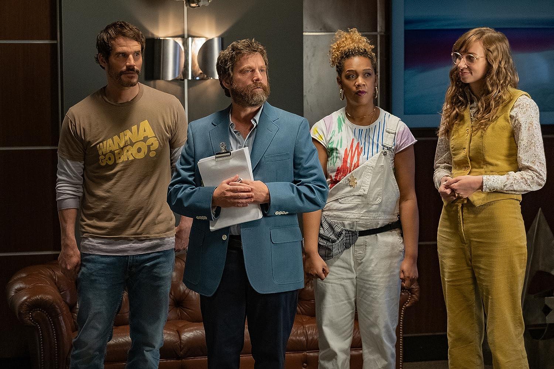 Between Two Ferns: The Movie (2019) Online Subtitrat