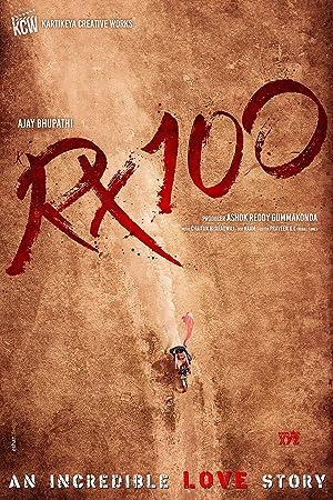 Where to stream RX 100
