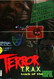 Terror T.R.A.X.: Track of the Vampire Poster