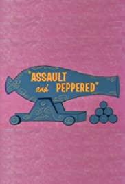 Assault and Peppered Poster