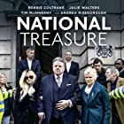 Robbie Coltrane, Julie Walters, and Andrea Riseborough in National Treasure (2016)