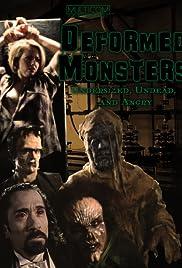 Deformed Monsters Poster