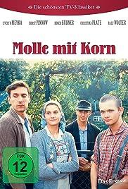 Molle mit Korn Poster