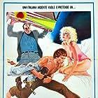 Richard Kiel, Mariangela Melato, and Ryan O'Neal in So Fine (1981)