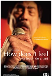 How Does It Feel Poster