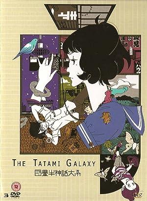 Where to stream The Tatami Galaxy
