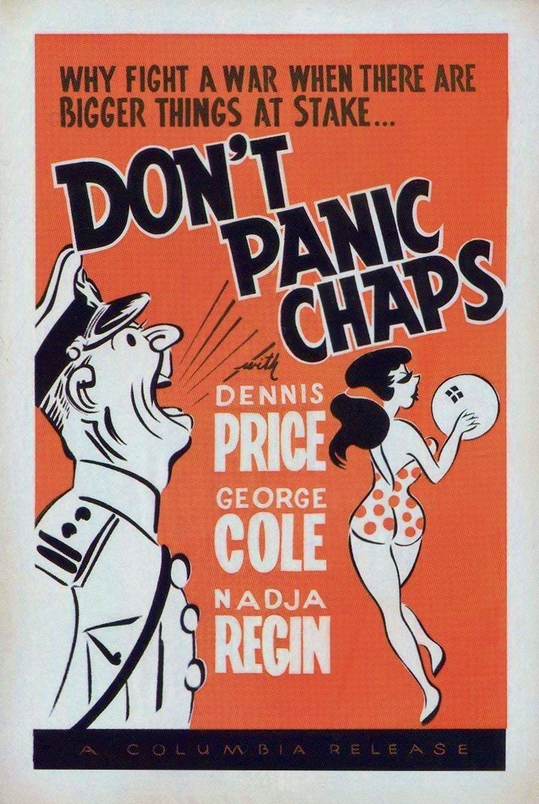 Don't Panic Chaps (1959)