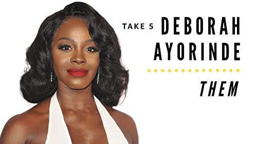 Take 5 With Deborah Ayorinde