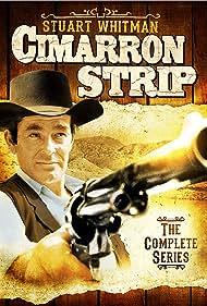 Cimarron Strip (1967) Poster - TV Show Forum, Cast, Reviews
