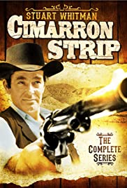 Cimarron Strip Poster - TV Show Forum, Cast, Reviews