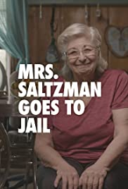 Mrs. Saltzman Goes to Jail
