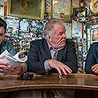 Nick Nolte, Matt Long, and Skylar Astin in Graves (2016)