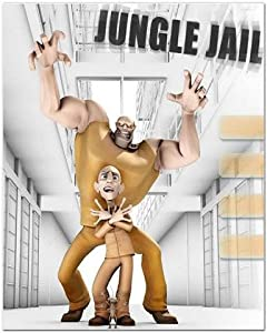 Watch it movie Jungle Jail France [mpeg]