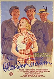 A Blonde Dream Poster