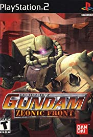 Mobile Suit Gundam: Zeonic Front Poster