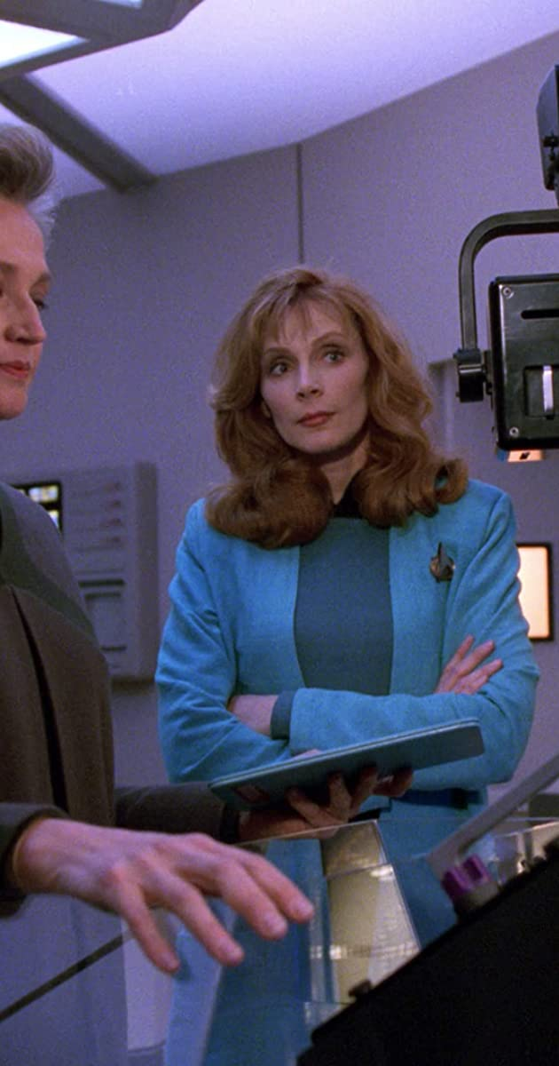 Star Trek The Next Generation Ethics TV Episode 1992