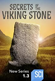 Secrets of the Viking Stone Poster
