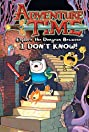 Adventure Time: Explore the Dungeon Because I Don't Know! (2013) Poster