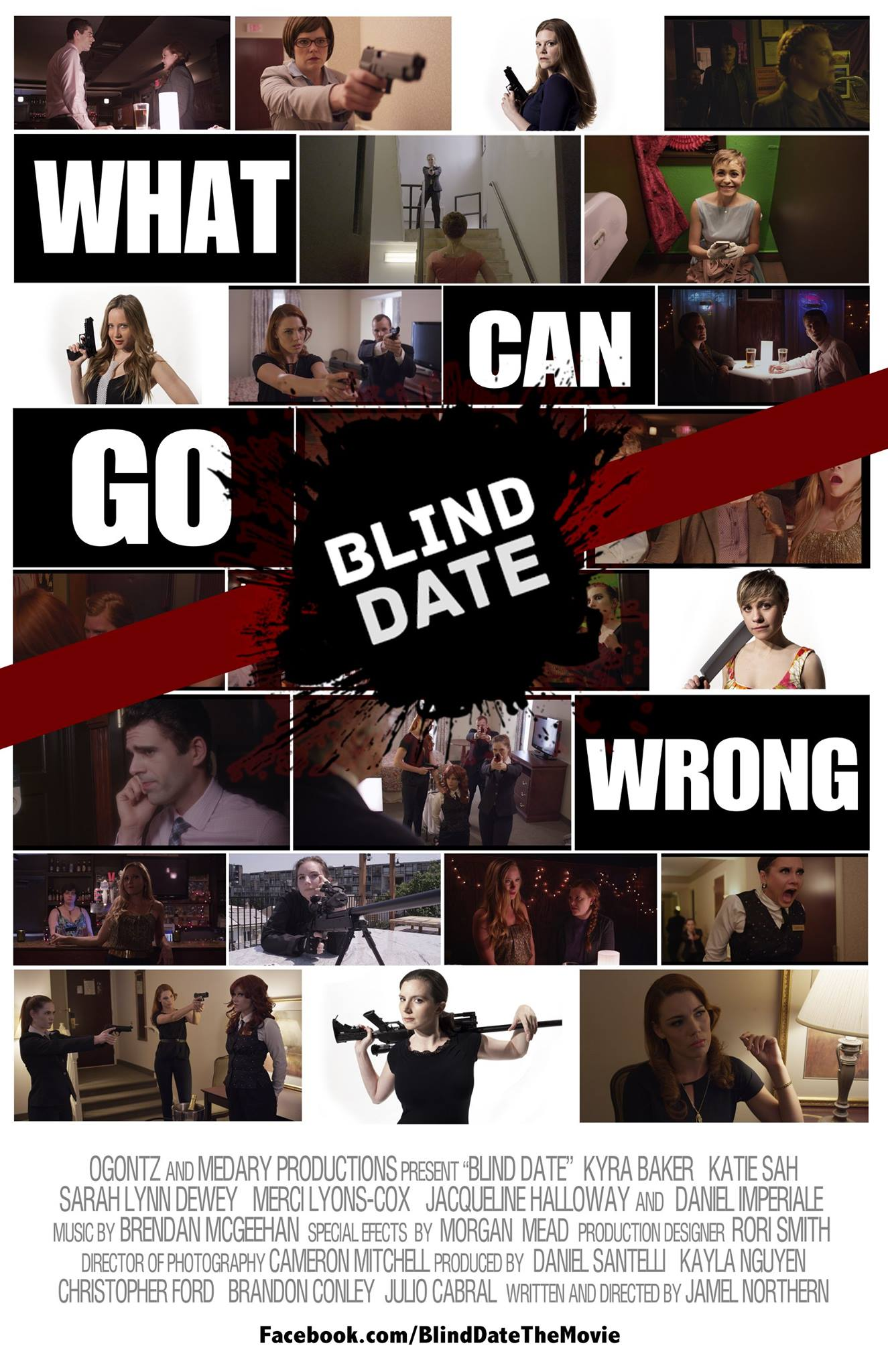 Blind Date (2015) - IMDb
