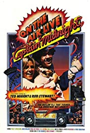 On the Air Live with Captain Midnight (1979) starring Tracy Sebastian on DVD on DVD