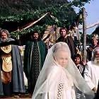 Elissa Pichelli, Giacomo Rossi Stuart, and Amedeo Trilli in I coltelli del vendicatore (1966)