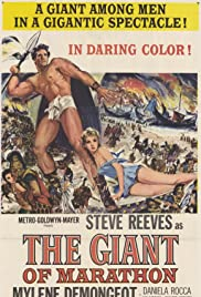 The Giant of Marathon Poster