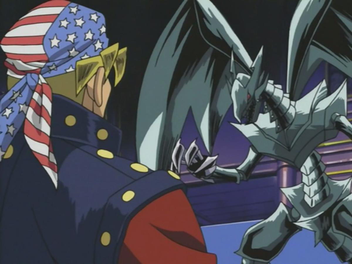 toki o koero red eyes black metal dragon 2000