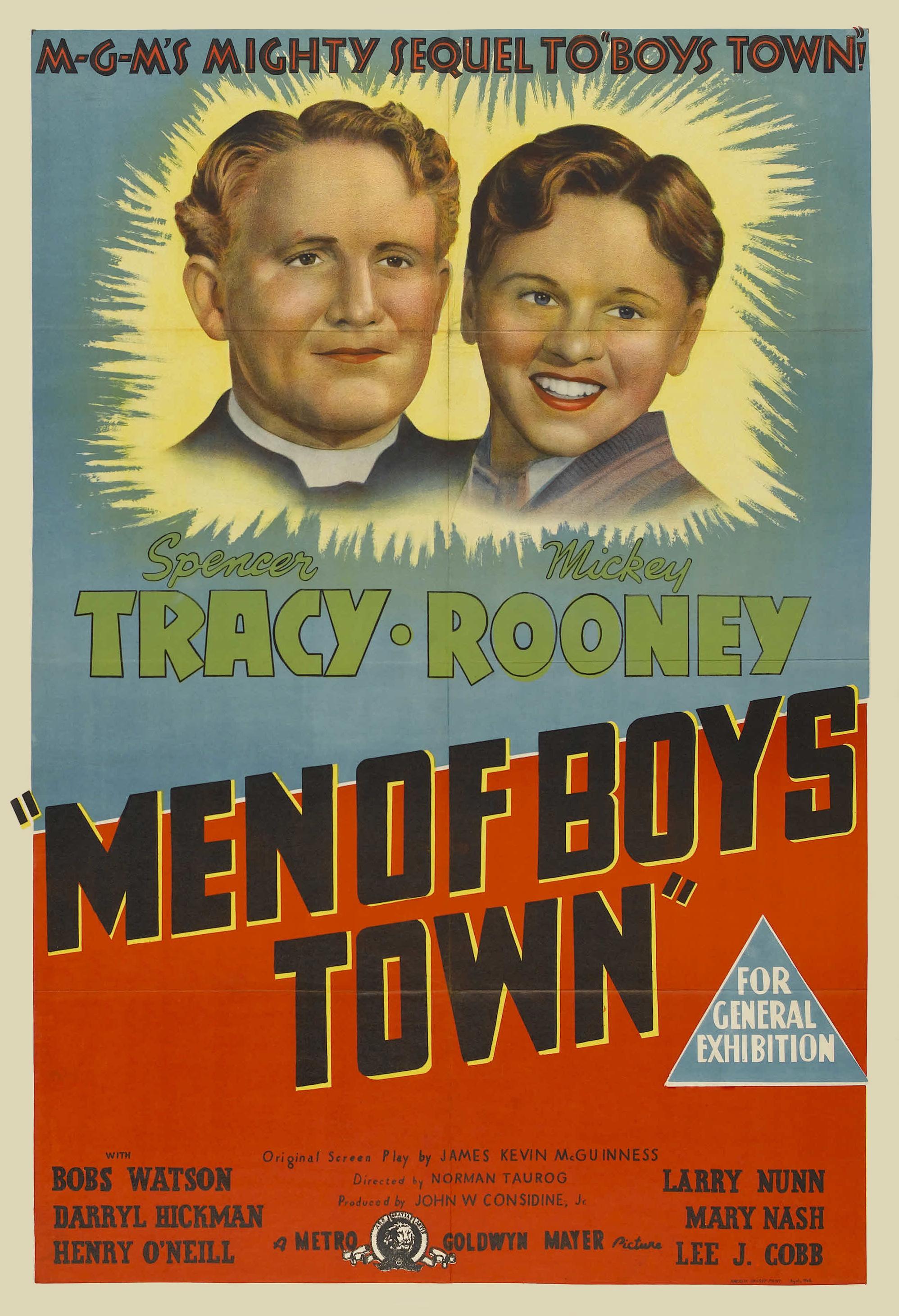 Men of Boys Town (1941) - Photo Gallery - IMDb