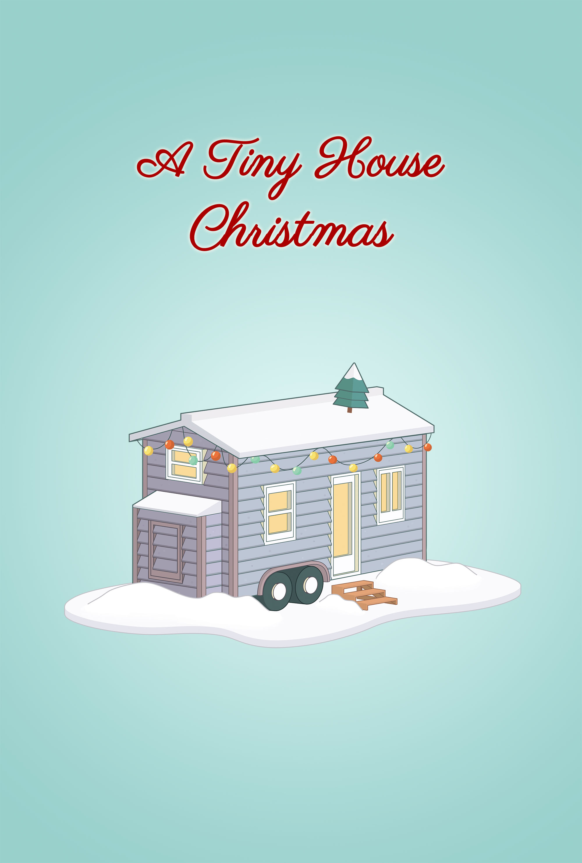 A Tiny House Christmas (2021) WebRip 720p Dual Audio [Hindi (Voice Over) Dubbed + English] [Full Movie]