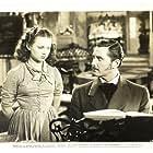 Carl Esmond and Ann Gillis in Little Men (1940)